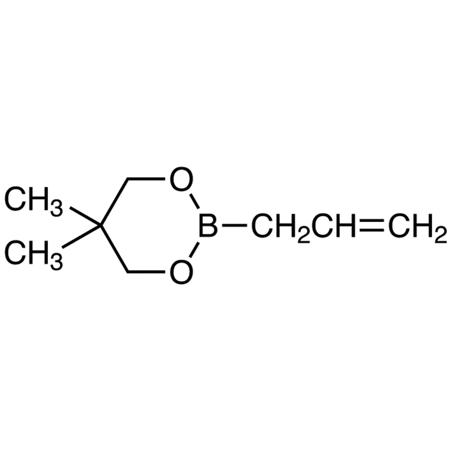 2-Allyl-5,5-dimethyl-1,3,2-dioxaborinane (stabilized with Phenothiazine)