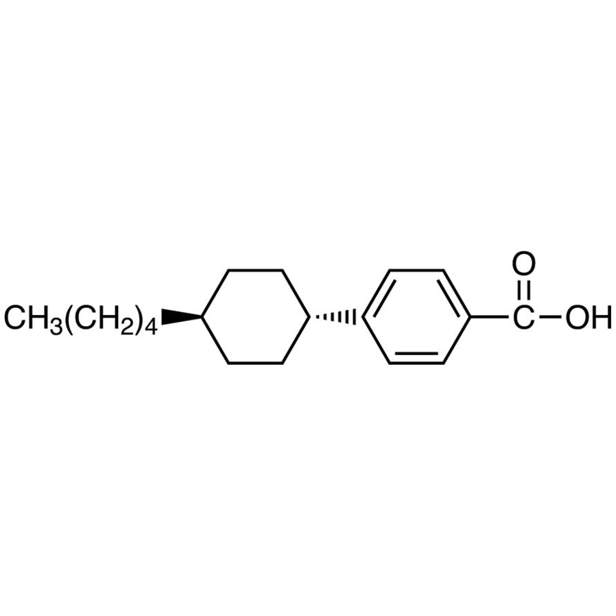 4-(trans-4-Amylcyclohexyl)benzoic Acid