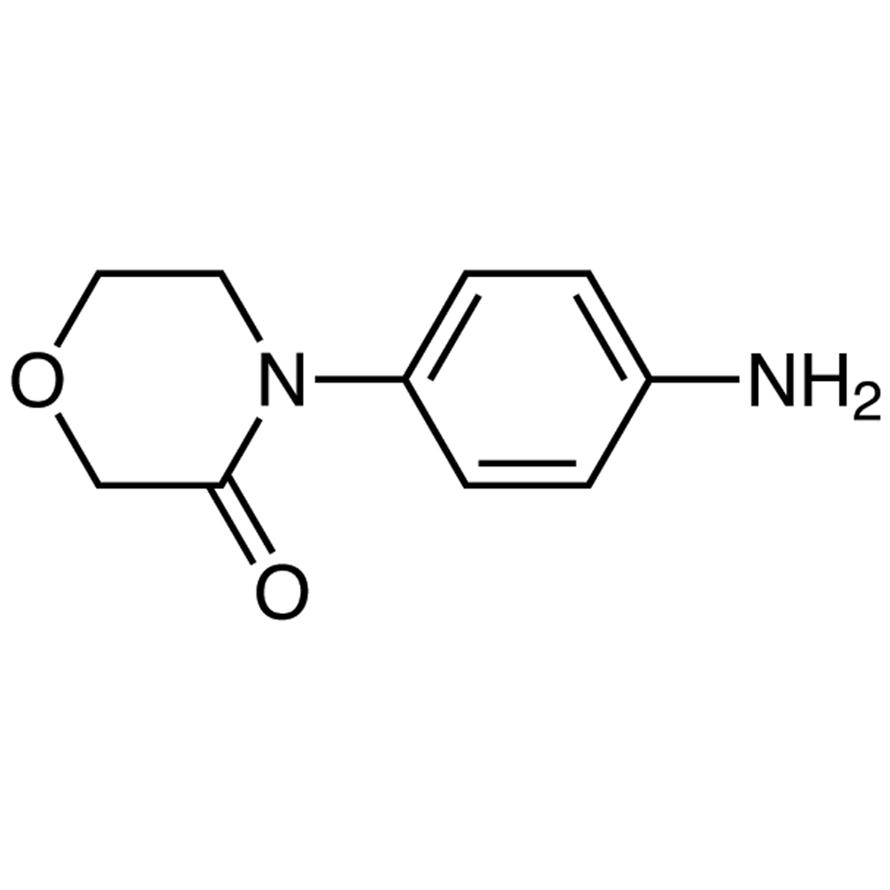 4-(4-Aminophenyl)morpholin-3-one