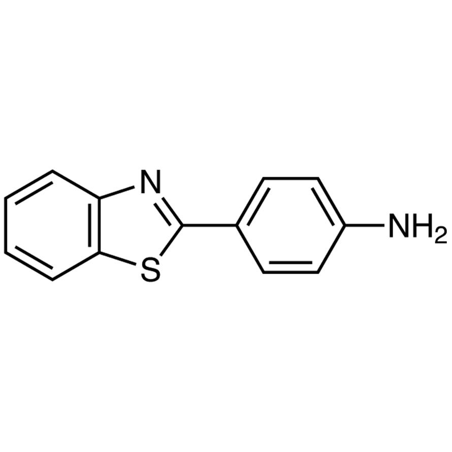 2-(4-Aminophenyl)benzothiazole