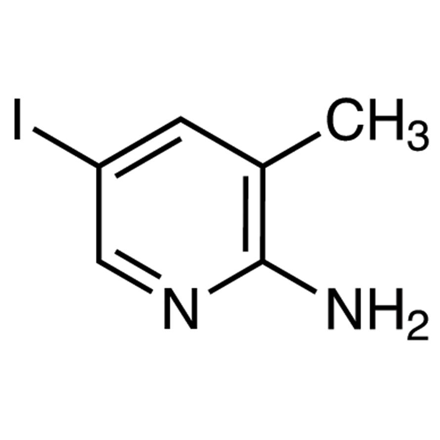 2-Amino-5-iodo-3-methylpyridine