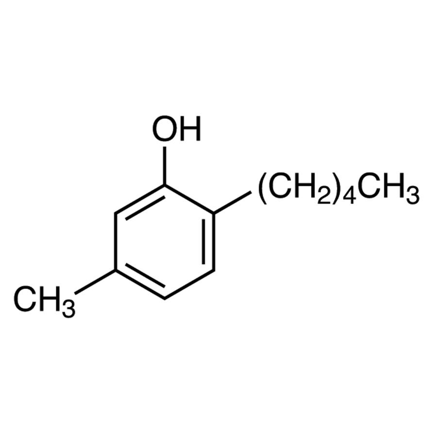 2-Amyl-5-methylphenol