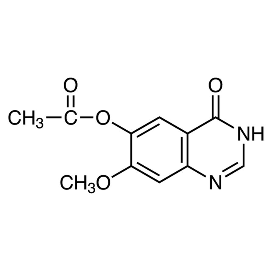 6-Acetoxy-7-methoxy-3H-quinazolin-4-one