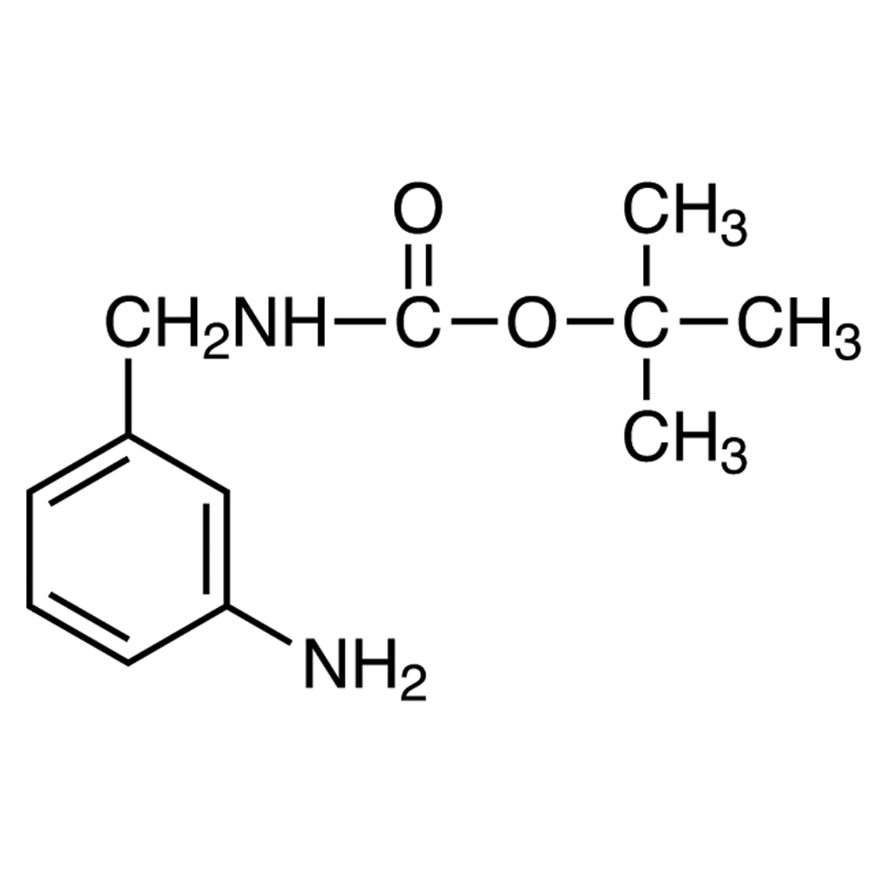 3-Amino-N-(tert-butoxycarbonyl)benzylamine