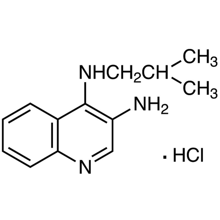3-Amino-4-(isobutylamino)quinoline Hydrochloride