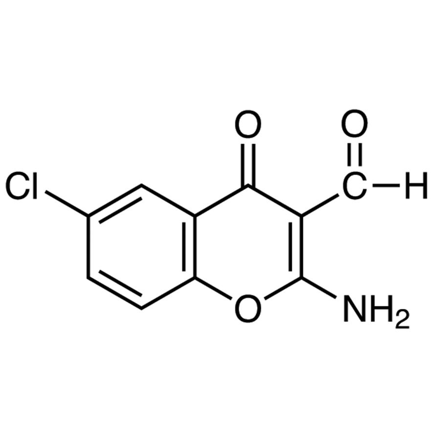 2-Amino-6-chloro-3-formylchromone