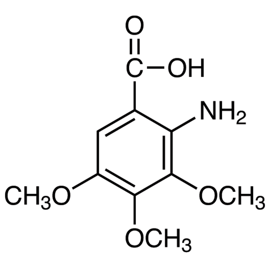 2-Amino-3,4,5-trimethoxybenzoic Acid