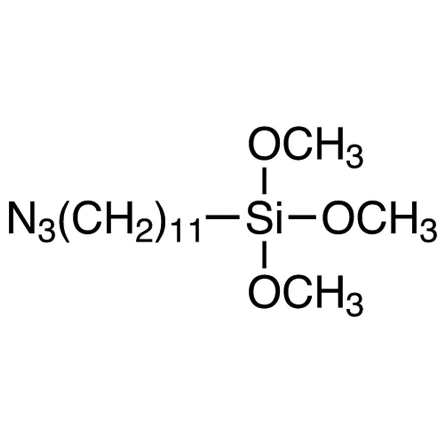 (11-Azidoundecyl)trimethoxysilane