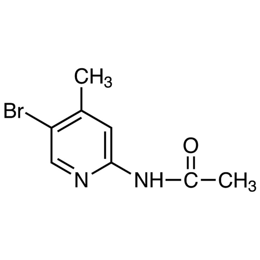 2-Acetamido-5-bromo-4-methylpyridine