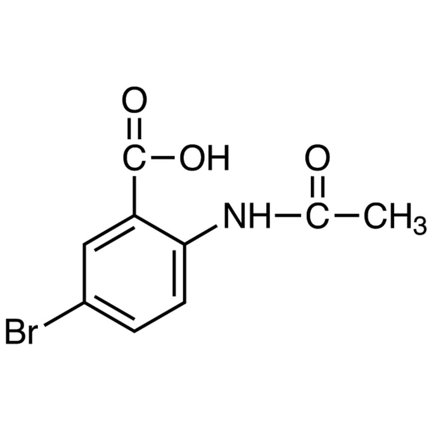 2-Acetamido-5-bromobenzoic Acid