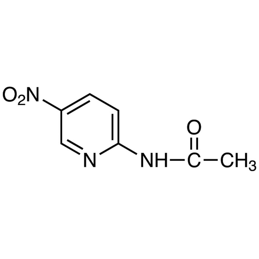 2-Acetamido-5-nitropyridine