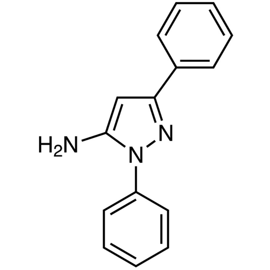 5-Amino-1,3-diphenylpyrazole