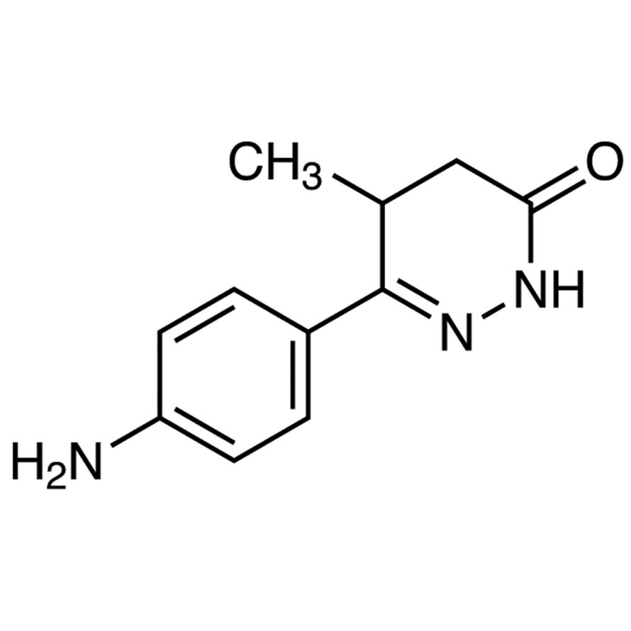 6-(4-Aminophenyl)-4,5-dihydro-5-methyl-3(2H)-pyridazinone