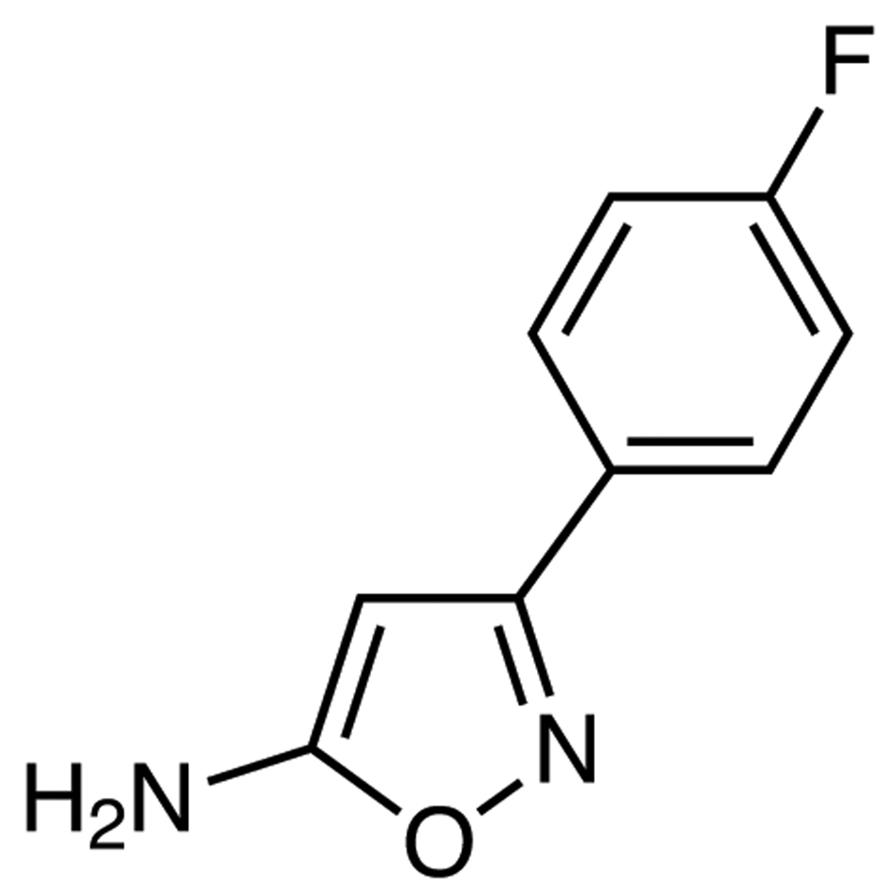 5-Amino-3-(4-fluorophenyl)isoxazole