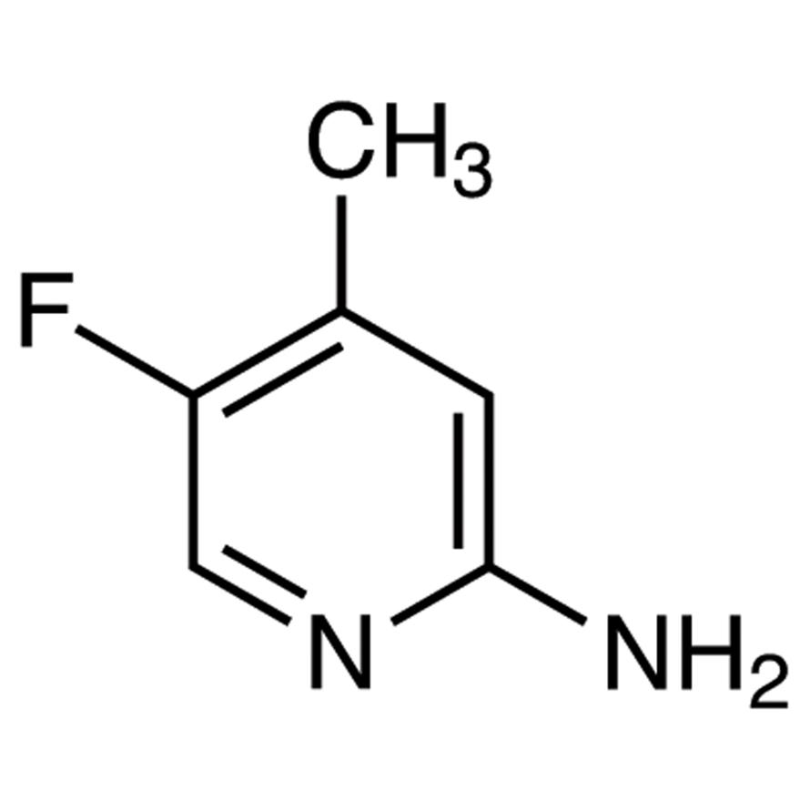 2-Amino-5-fluoro-4-methylpyridine