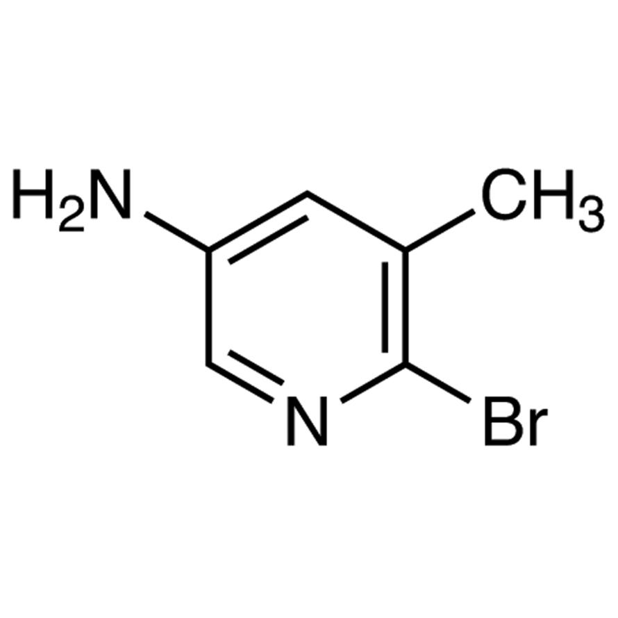5-Amino-2-bromo-3-methylpyridine