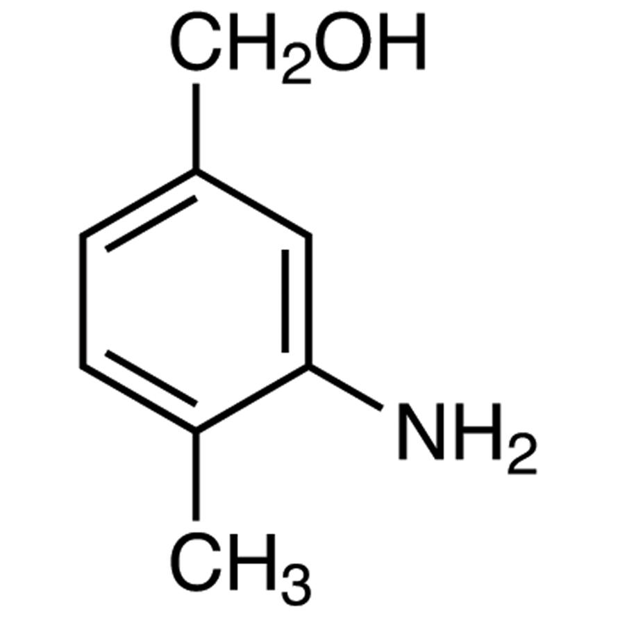 3-Amino-4-methylbenzyl Alcohol