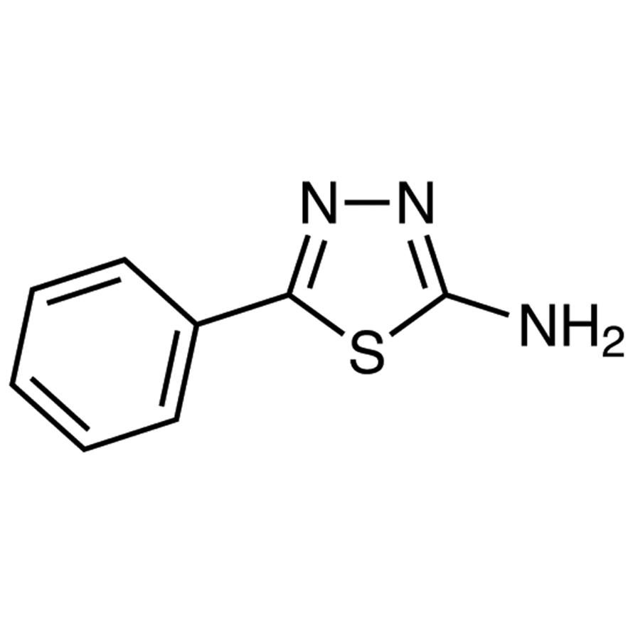 2-Amino-5-phenyl-1,3,4-thiadiazol