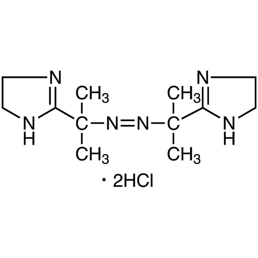 2,2'-Azobis[2-(2-imidazolin-2-yl)propane] Dihydrochloride