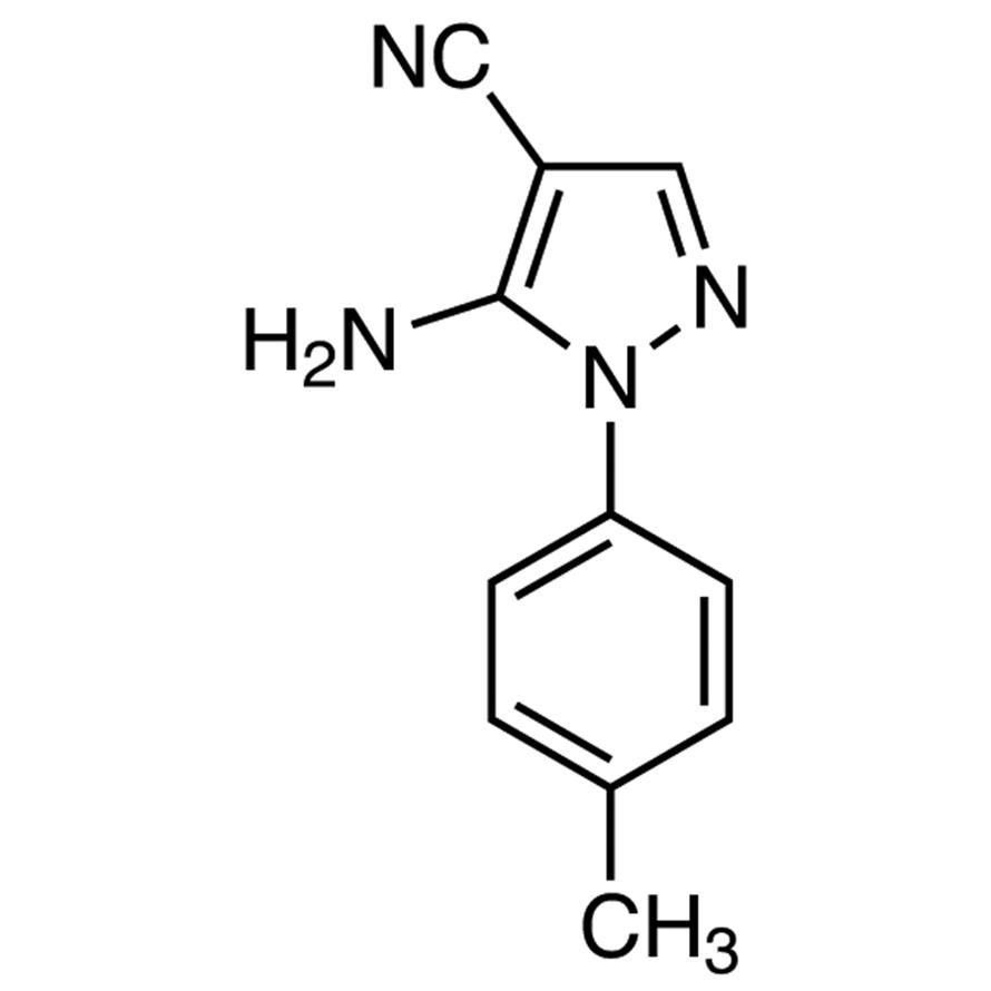 5-Amino-1-(p-tolyl)pyrazole-4-carbonitrile
