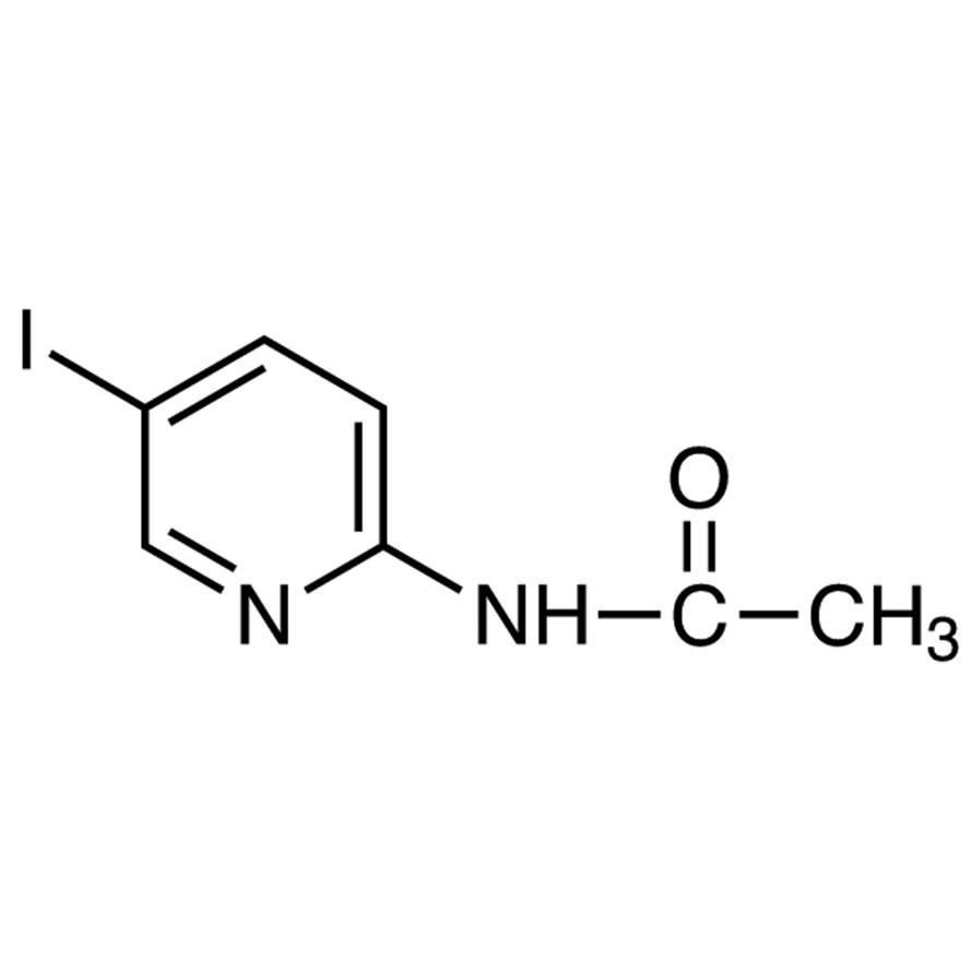 2-Acetamido-5-iodopyridine