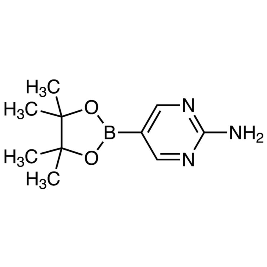 2-Amino-5-(4,4,5,5-tetramethyl-1,3,2-dioxaborolan-2-yl)pyrimidine