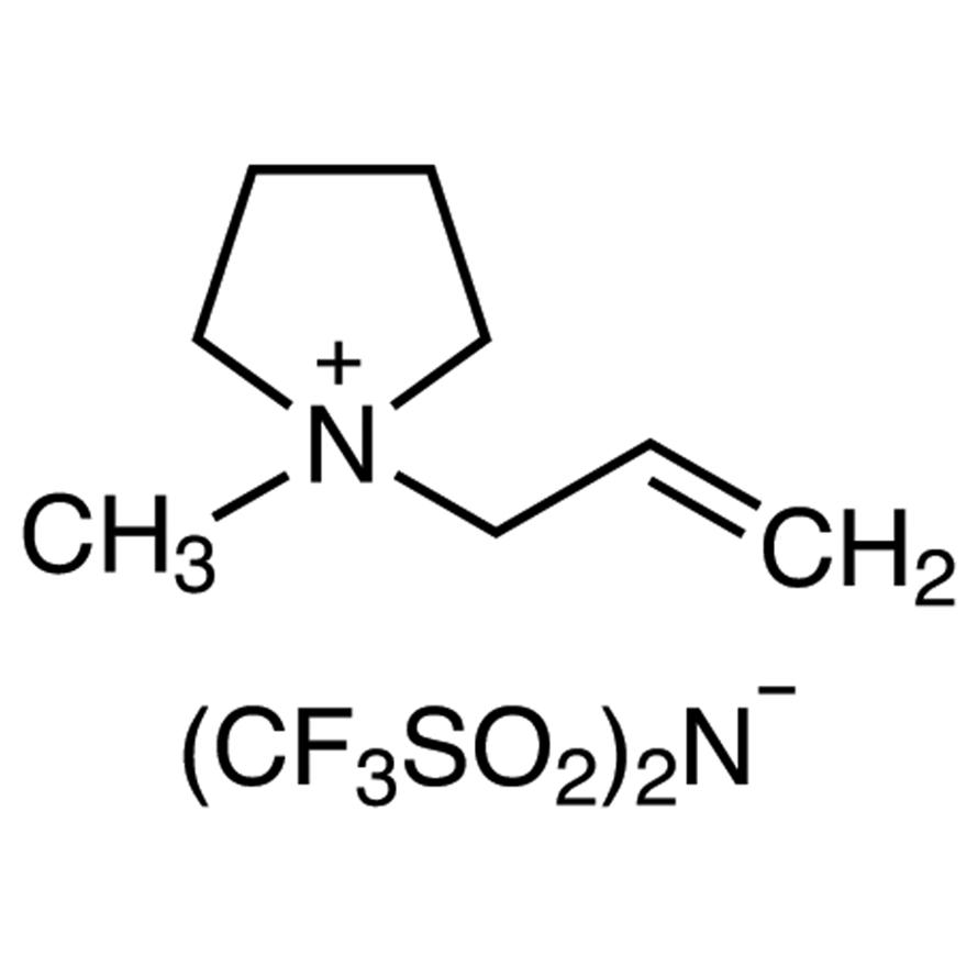 1-Allyl-1-methylpyrrolidinium Bis(trifluoromethanesulfonyl)imide