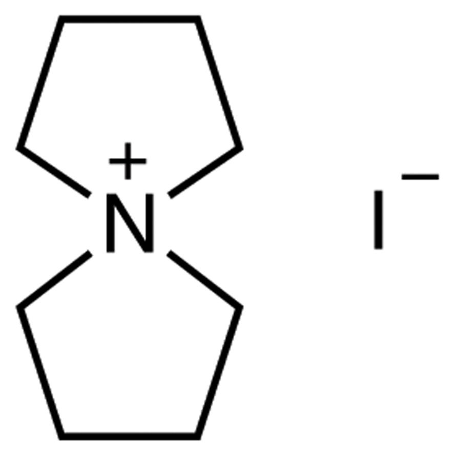5-Azoniaspiro[4.4]nonane Iodide