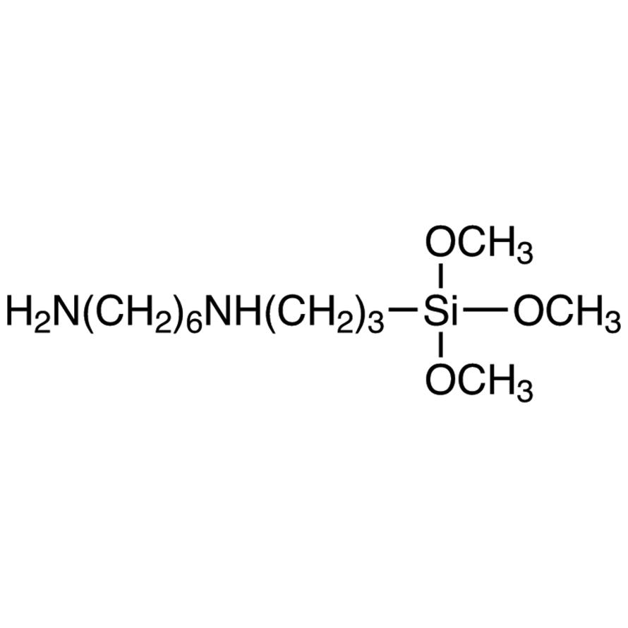 [3-(6-Aminohexylamino)propyl]trimethoxysilane