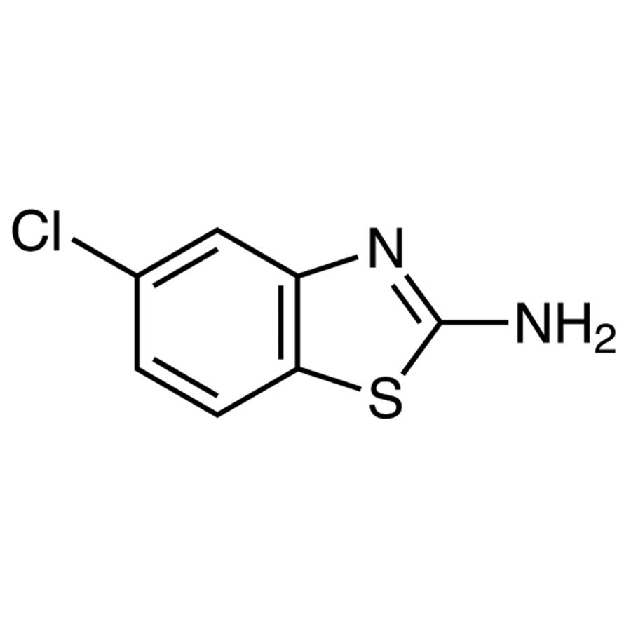2-Amino-5-chlorobenzothiazole