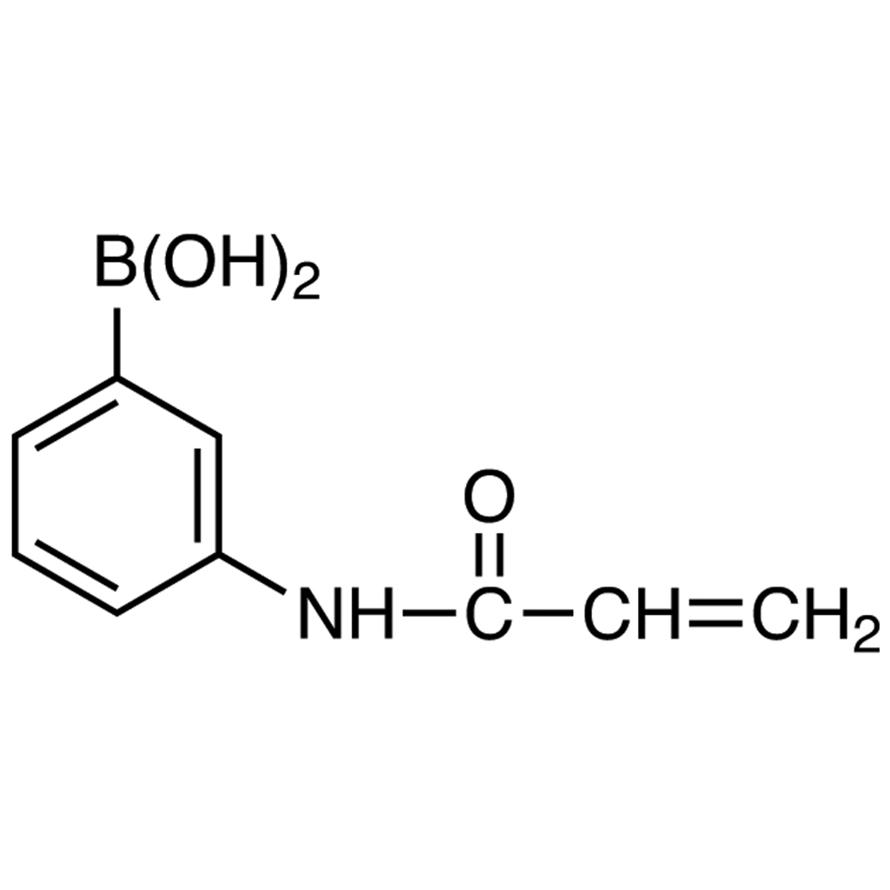 3-Acrylamidophenylboronic Acid (contains varying amounts of Anhydride)