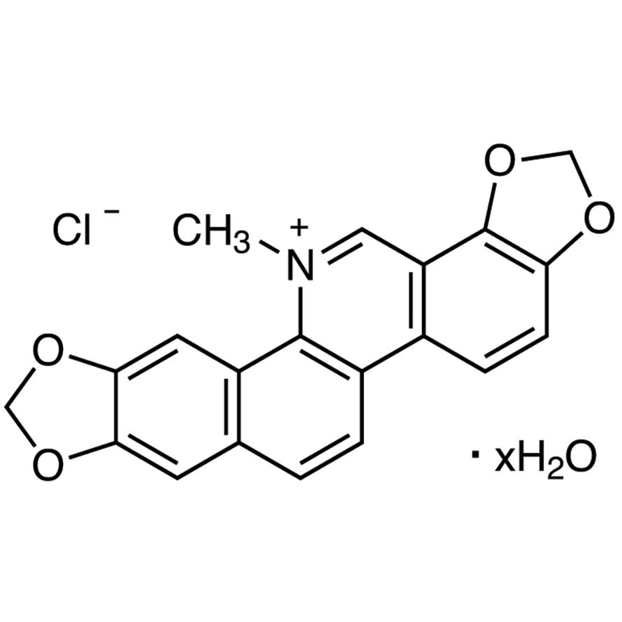 Sanguinarine Chloride Hydrate