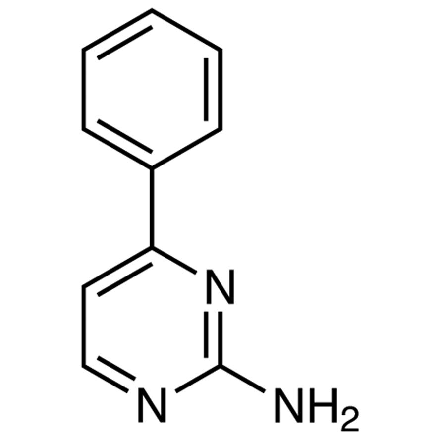 2-Amino-4-phenylpyrimidine