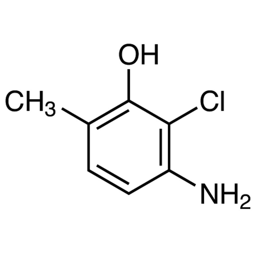 3-Amino-2-chloro-6-methylphenol