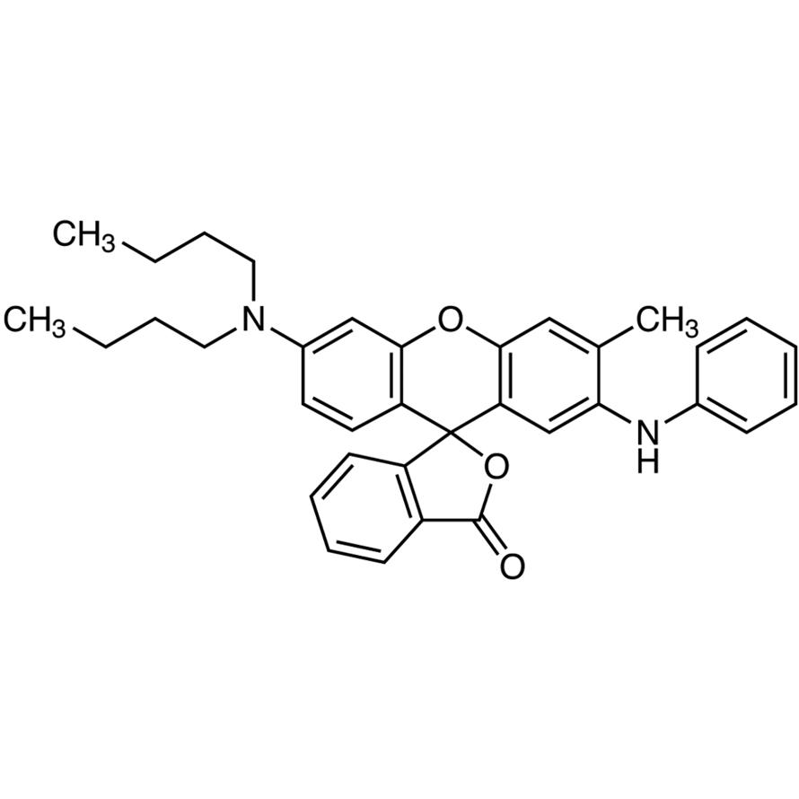 2'-Anilino-6'-(dibutylamino)-3'-methylfluoran