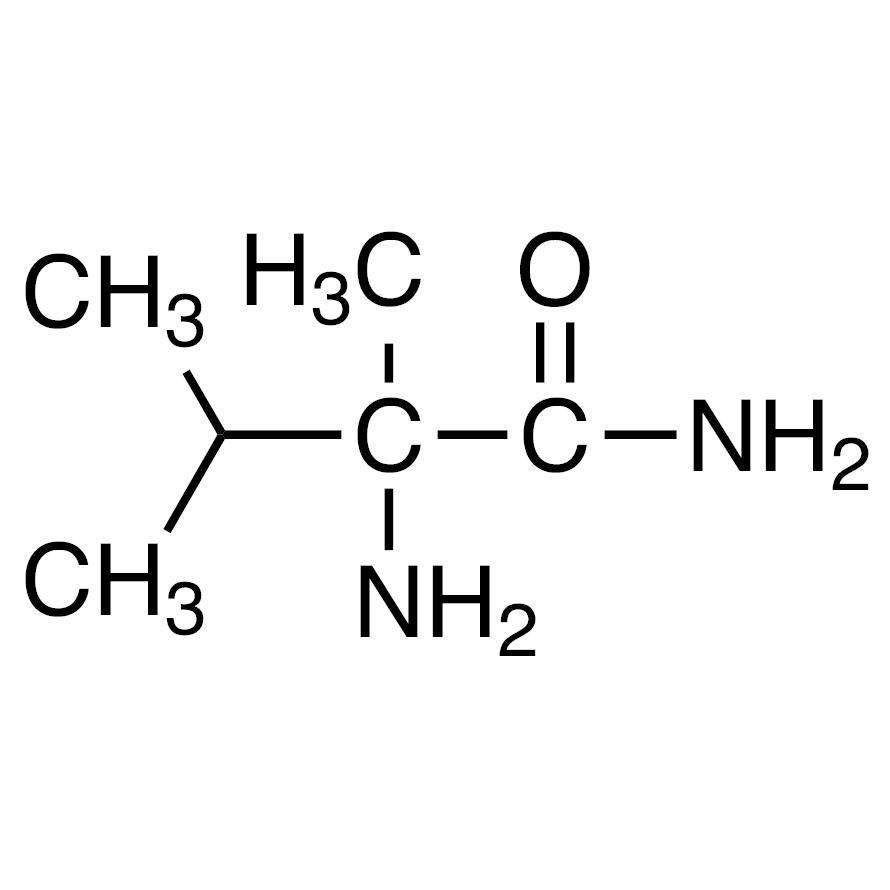 2-Amino-2,3-dimethylbutanamide