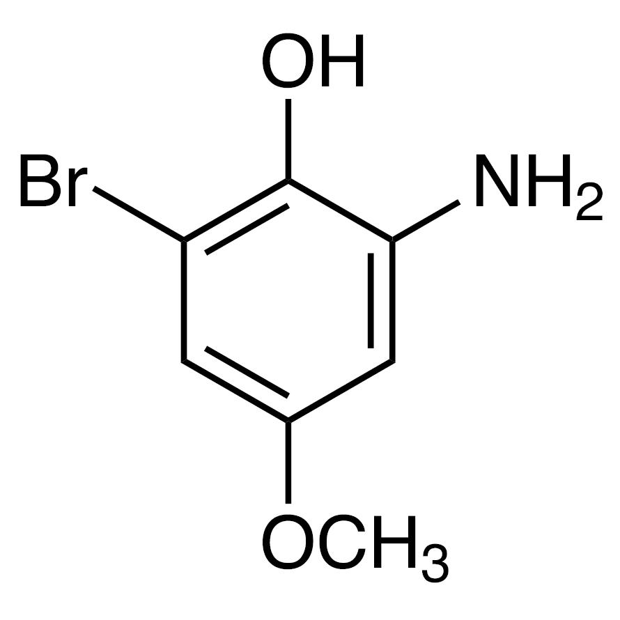 2-Amino-6-bromo-4-methoxyphenol