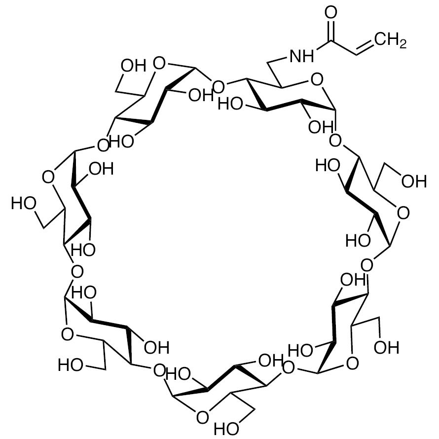 6-Acrylamido--cyclodextrin
