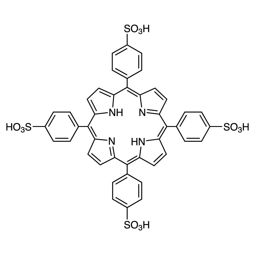 TPPS (=Tetraphenylporphyrin Tetrasulfonic Acid) [Ultra-high sensitive spectrophotometric reagent for transition metals]
