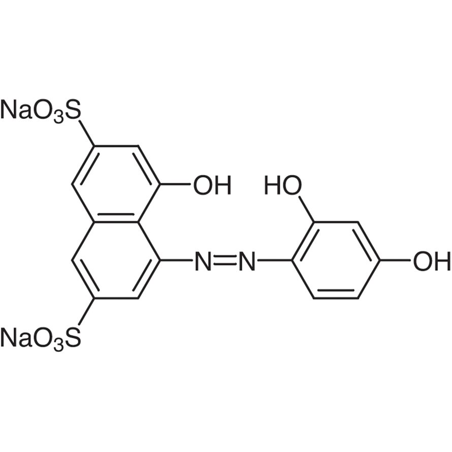 H-Resorcinol [Spectrophotometric reagent for the determination of B by FIA]