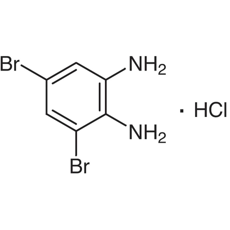 3,5-Dibromo-1,2-phenylenediamine Monohydrochloride [Sensitive reagent for the determination of Se by GC-ECD]