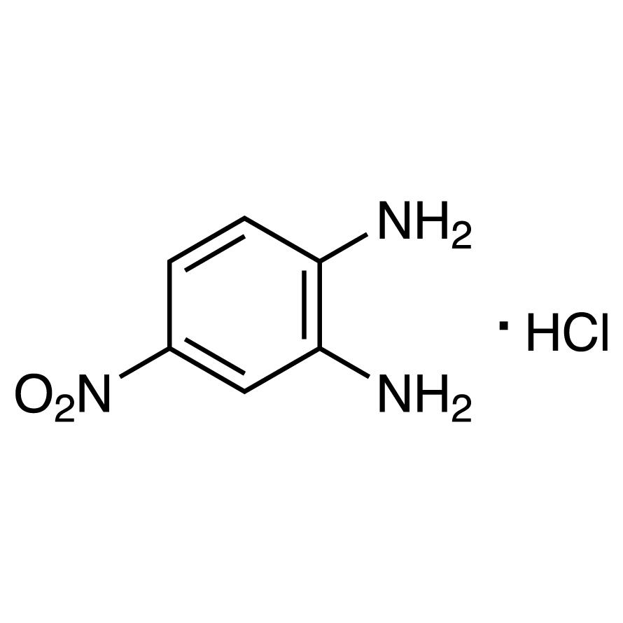 4-Nitro-1,2-phenylenediamine Monohydrochloride [Sensitive reagent for the determination of Se by GC-ECD]