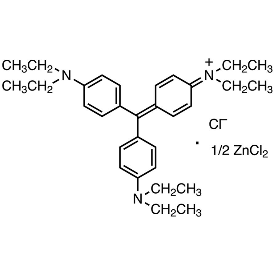 Ethyl Violet [Sensitive spectrophotometric reagent for anionic surfactants]