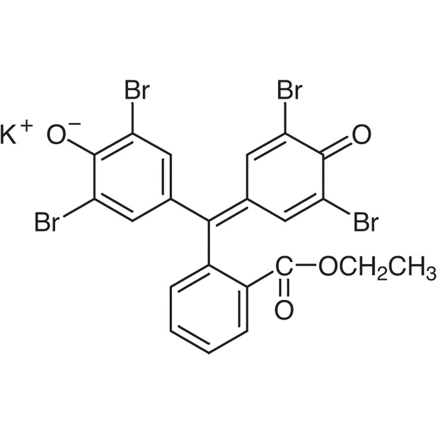 TBPE (=Tetrabromophenolphthalein Ethyl Ester Potassium Salt) [Sensitive spectrophotometric reagent for amines, quaternary ammonium salts and other cations]
