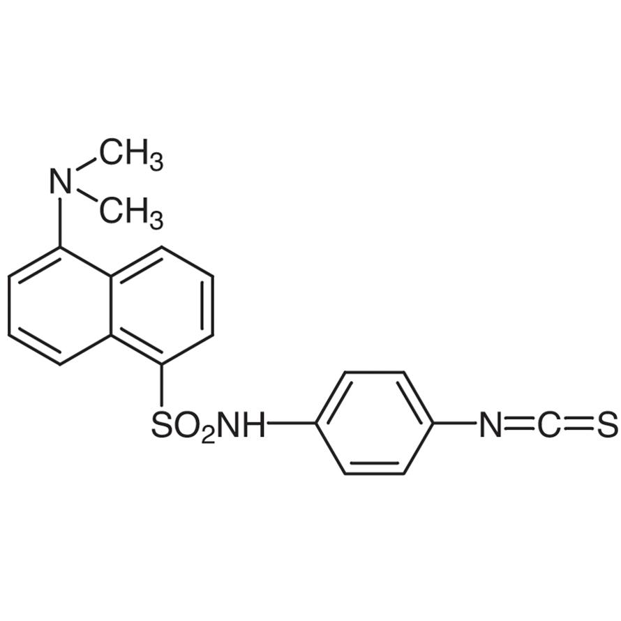 Dansylamino-PITC [Fluorescent Coupling Reagent for Edman Degradation]