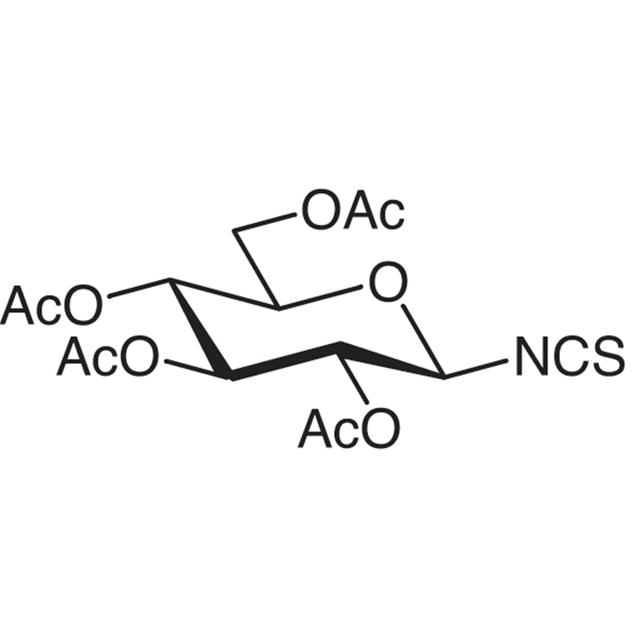 2,3,4,6-Tetra-O-acetyl--D-glucopyranosyl Isothiocyanate [for HPLC Labeling]