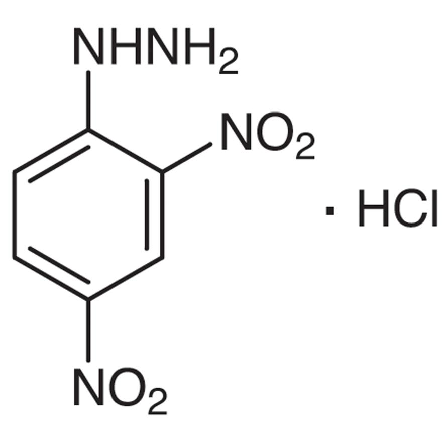 2,4-Dinitrophenylhydrazine Hydrochloride [for HPLC Labeling]