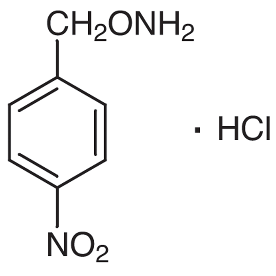 O-4-Nitrobenzylhydroxylamine Hydrochloride [for HPLC Labeling]