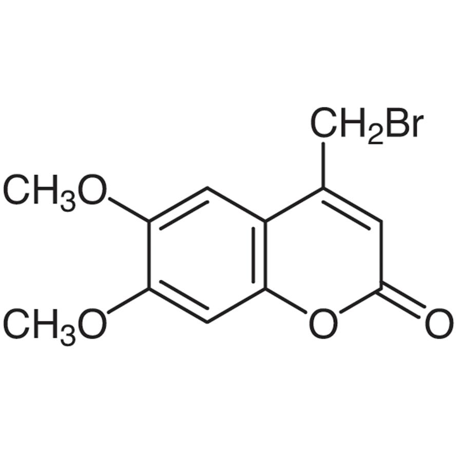 4-Bromomethyl-6,7-dimethoxycoumarin [for HPLC Labeling]