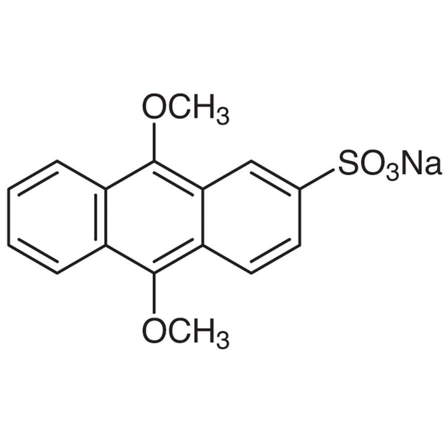 Sodium 9,10-Dimethoxyanthracene-2-sulfonate [Fluorimetric Ion-Pair Reagent for Amines]